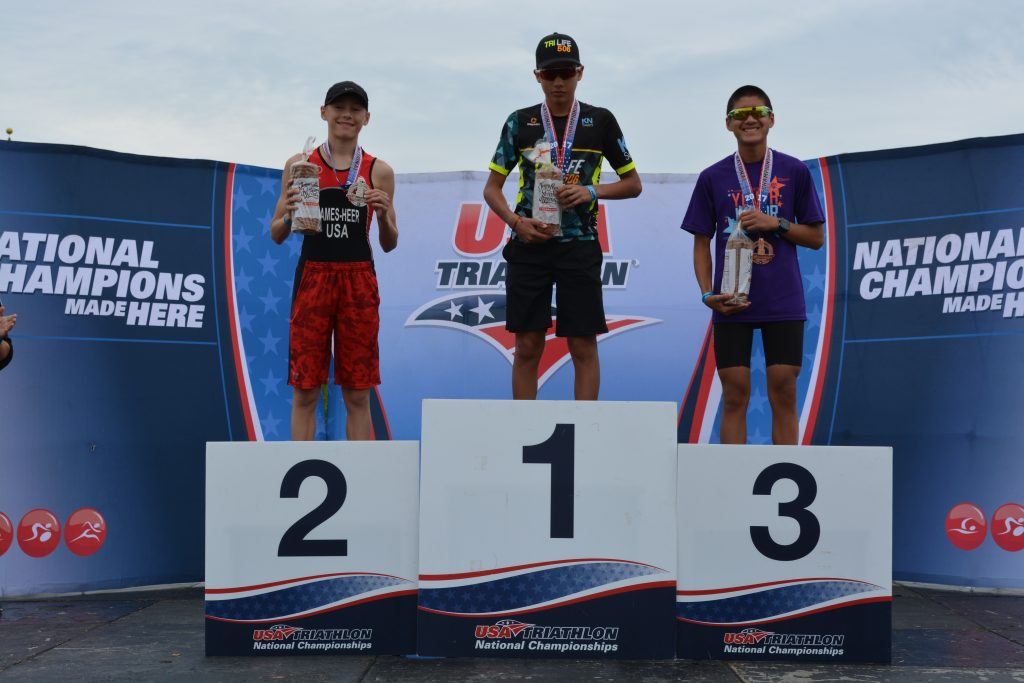 Zachary Lam Youth and Junior National Championships - 3rd Place Bronze
