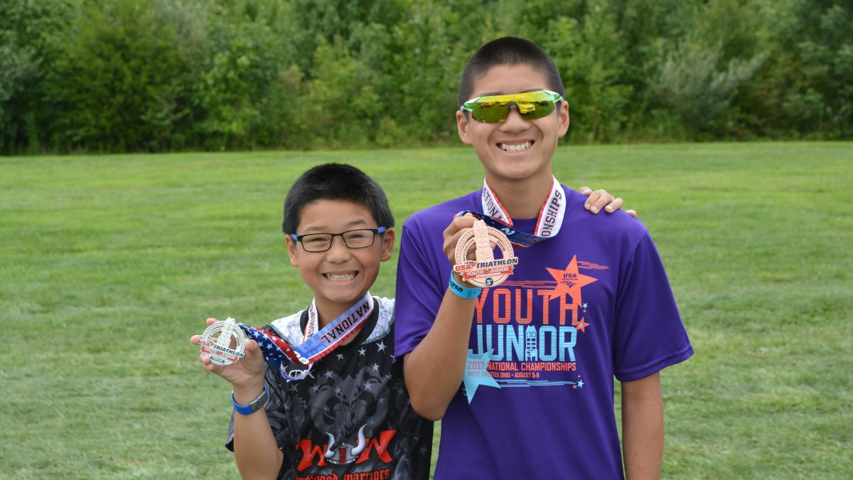 USA Triathlon Youth and Junior Nationals