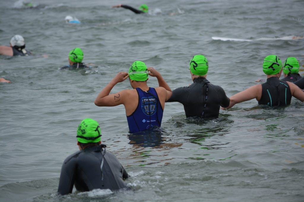 Lighting Warriors Mighty North Fork Swim 2019