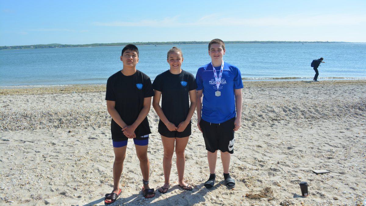 Mighty North Forth Triathlon 2019